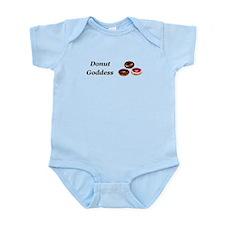 Donut Goddess Infant Bodysuit