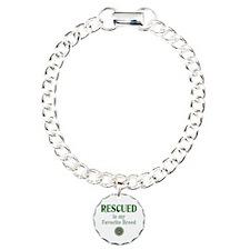 Rescued is my Favorite B Bracelet