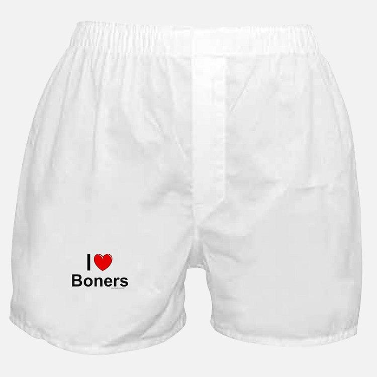 Boners Boxer Shorts