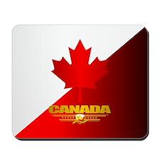 Canada Maple Leaf Mousepad