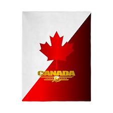 Canada Maple Leaf Twin Duvet