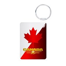 Canada Maple Leaf Keychains