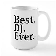 Best DJ Ever. Mugs
