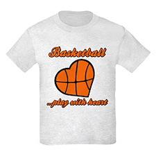 PLAY w HEART T-Shirt
