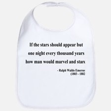 Ralph Waldo Emerson 5 Bib