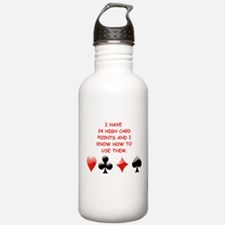 Funny Clubs Water Bottle