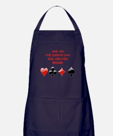 Unique Duplicate Apron (dark)
