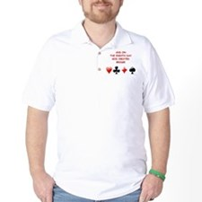 Cute Bridge player T-Shirt