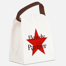 Unique Retro western Canvas Lunch Bag