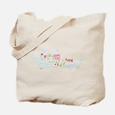Hello Beautiful Tote Bag