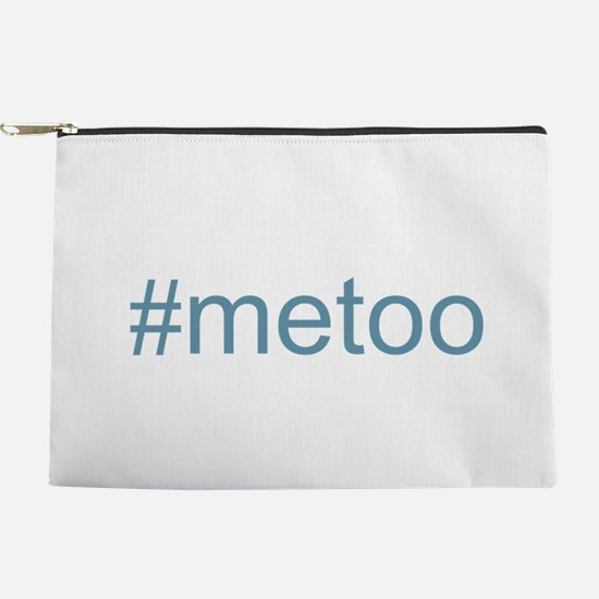 metoo w Hashtag Makeup Pouch