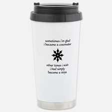 Funny Licensed mental health counselor Stainless Steel Travel Mug