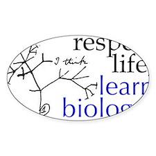 Cute Biology Decal