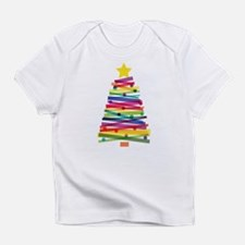 Colorful Christmas Tree Infant T-Shirt