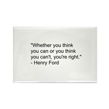Cool Inspirational Rectangle Magnet (10 pack)