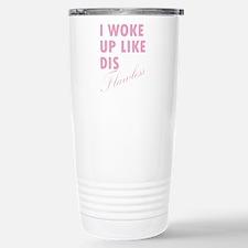 I Woke Up Like Dis-Flawless Travel Mug