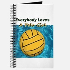 Everybody Loves a Polo Girl Journal