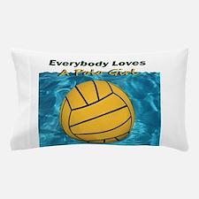 Everybody Loves a Polo Girl Pillow Case