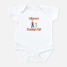 Liliana is Daddy's Girl Infant Bodysuit
