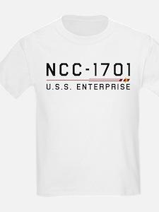 USS Enterprise Original Dark T-Shirt