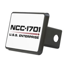 USS Enterprise Refit Dark Hitch Cover
