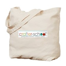 Crafter-School Tote Bag