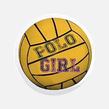 """Polo Girl 3.5"""" Button"""