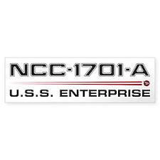 Enterprise-A Car Sticker