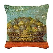 Figs Fresco Woven Throw Pillow