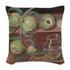 Casa Dei Cervi Woven Throw Pillow