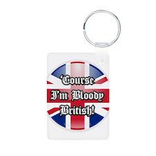 British Keychains
