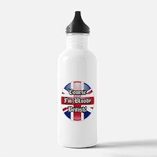 British Water Bottle