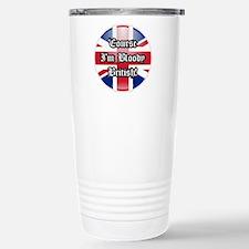 British Travel Mug