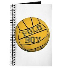 Polo Boy Journal