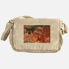 Bryce Canyon National Park, Utah, US Messenger Bag