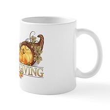 Thanksgiving Horn of Plenty Mug
