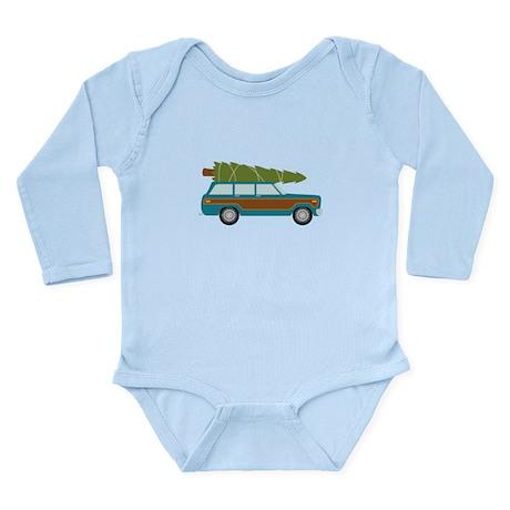 Longsleeve Baby Bodysuits