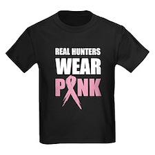 REAL HUNTERS WEAR PINK T-Shirt