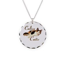 Cute Calico Necklace