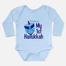 1st Hanukkah Onesie Romper Suit