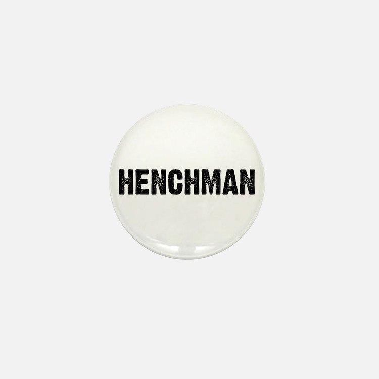 Cute Henchman Mini Button