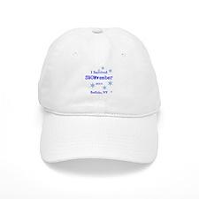SNOWvember Baseball Baseball Cap