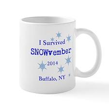 SNOWvember Mugs