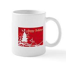 Happy Holidays Mugs