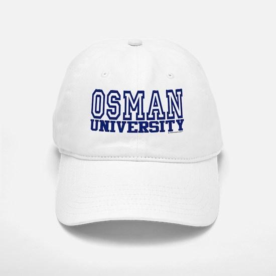 OSMAN University Baseball Baseball Cap