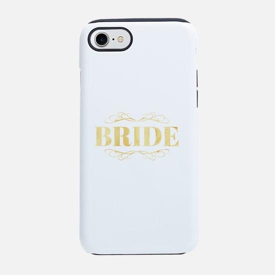 Bridal Party iPhone 7 Tough Case