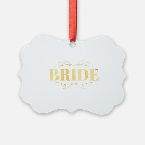 Bridal Party Ornament