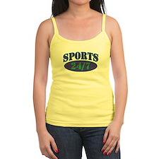Sports 24/7 Logo Jr.Spaghetti Strap