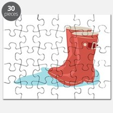 Rainboots Puzzle