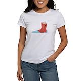 Rain boot Women's T-Shirt